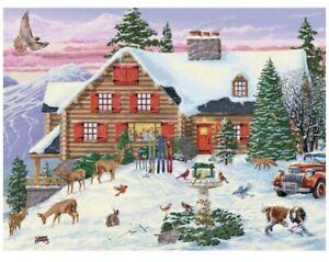 Bits & Pieces 1000 Piece jigsaw Puzzle Seasons Gatherings