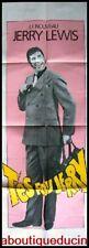 T'ES FOU JERRY ! Affiche Cinéma MOVIE Poster JERRY LEWIS 160x60