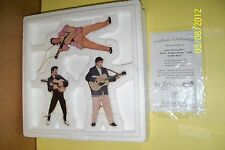 Bradford Editions Elvis Ornaments set of 3 starting with Love me Tender *NEW
