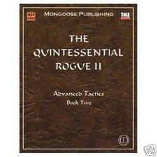 Quintessential Rogue II Adv. Tactics Book 2 Mongoose