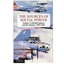 The Sources of Social Power: Volume 3, Global Empires and Revolution,-ExLibrary