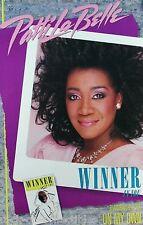 Patti Labelle 1986 Winner In You Original Promo Poster
