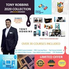 Anthony Tony Robbins Collection | Knowledge, Business, Ultimate, Power, Money