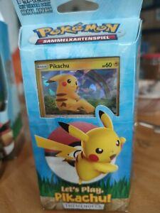 Pokemon themendeck deutsch