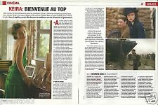 Coupure de presse Clipping 2008 Keira Knightley (2 pages)