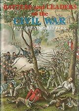 BATTLES and LEADERS of the CIVIL WAR Johnson 4 Vol R.E. Lee/U.S. Grant/Stonewall