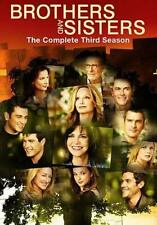 Brothers and Sisters: Season 3 (DVD, 2009, 6-Disc Set)