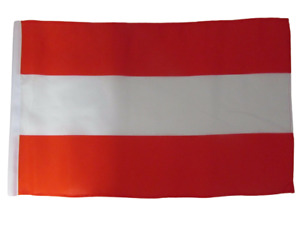 """Austrial Flag 18"""" X 12"""" Treehouse Courtesy Caravan Sleeved Flags FREE Delivery!"""
