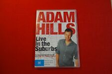 Adam Hills Live in the Suburbs - DVD - Free Postage !!