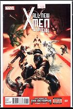 All New X-men Special #001 NM The Arms of the Octopus Unread Bag and Board