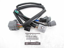 Genuine OEM Mazda KB8B-51-0K6J Front Head Light Socket Wire Harness 2017-19 CX-5