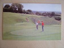 Postcard - CHULMLEIGH PAR 3, 18 HOLE GOLF COURSE. Unused. Standard size.