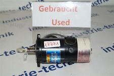 Sanyo Denki r730-012e 18 dc motor cinemático r730012e18 300w