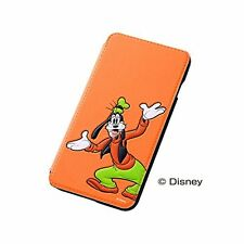 iPhone6 Plus Book Type Leather Case Disney Cartoons Goofy RT-DP8J / GF