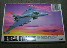 Lee 1/144 Scale Famous Jet Fighter Series F-16XL  Model MISB