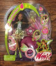 Winx Club Mattel Singsational Layla/Aisha Doll NIB