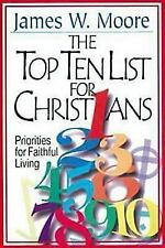 The Top Ten List for Christians with Leader's Guide: Priorities for-ExLibrary