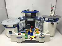 Playmobil 6919 City Action Police Headquarters with Prison  - Used Once!