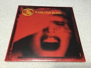 Third Eye Blind Self Titled Red Colored Double Vinyl Record LP in shrink