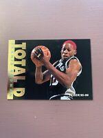 1995-96 Fleer Basketball: Dennis Rodman - Total D