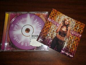 Britney Spears CD Album mit den Titel OOps! ... I Did it again