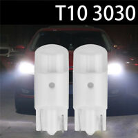 2x T10 194 168 501 Keil 3030-SMD LED Weiß Auto Innenraumbeleuchtung Lampe