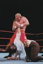 HHH vs MANKIND WrestleMania 4x6 Photo Card Comic Images WWE WWF Wrestling New
