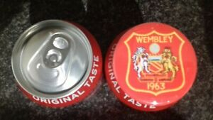 MANCHESTER UNITED  FA CUP FINAL 1963 MAGNET 55mm  in size