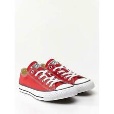 CONVERSE ALL STAR CHUCKS LOW GR.38 ROT NEU