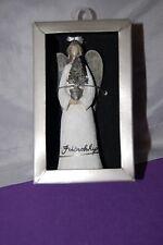 Christmas Ornament St. Nicholas Square Friendship Angel