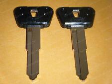 Yamaha Key Blank FZ1 GTS YZFR1 YZF6R TTR225 TTR250 XTZ600 XVS650 XVC1300 2 KEYS
