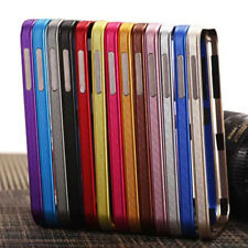 No Screw Ultra Thin Metal Frame Bumper Case Cover for Samsung S4 i9500 S4 LTE