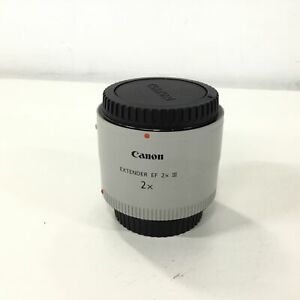 Canon Extender EF 2x III Lens Teleconverter #671