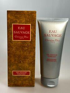 Christian Dior Eau Suavage Energizing Shower Gel 200ml