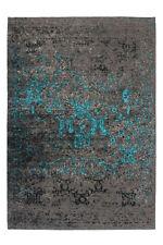 Tapis bleu en polyester pour la maison