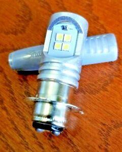 1 SUPER Bright LED light bulb For Honda ATV ATC Stanley 12v 45/45w 34901-HC3-003
