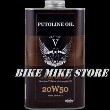 Putoline  Motorenoel 20W50 für Harley Davidson GENUINE V-TWIN
