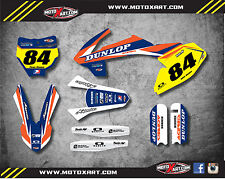 KTM 65 2016 2017 - FORCE STYLE - stickers decals Full Graphics custom kit decals