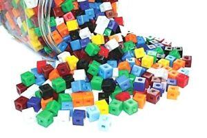 Centifit 1cm Interlocking Cubes x 200 Volume 3D Shapes Teachers Resources