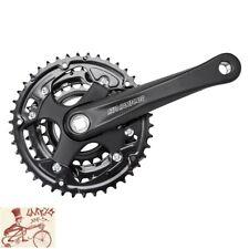 SR SUNTOUR XR 170MM 24T/34T/42T 6/7/8-SPEED MTB  BICYCLE CRANK SET