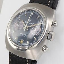 JUNGHANS Olympic Stahl Herren Chronograph aus den 1960/70er Jahren sehr selten !
