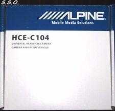 Alpine HCE-C104 - Universal rearview camera BRAND NEW!
