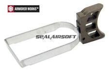 Armorer Works HX10/HX11 Aluminum Trigger Kit For AW WE Marui Hi-Capa 5.1 GBB TAN