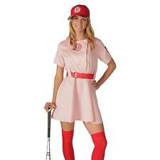 a League of Their Own Rockford Peaches Deluxe Adult Costume Large