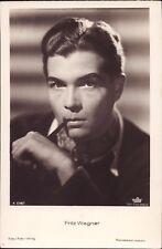 Fritz Wagner - Film Foto Autogramm-AK Starpostkarte  (E-669