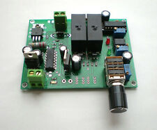 DC Motor Controller (Speed/Stop/CW/CCW In One Knob!!!)