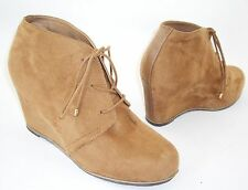 River Island Wedge Lace Up Boots for Women
