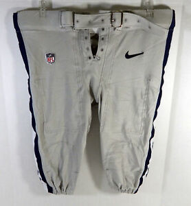2013 Dallas Cowboys Game Issued Grey Game Pants 46 923
