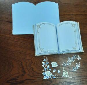 Carnation Crafts-FAIRYTALE DAY- Wedding volume die cuts