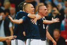SCOTLAND HAND SIGNED KENNY MILLER 12X8 PHOTO PROOF 11.
